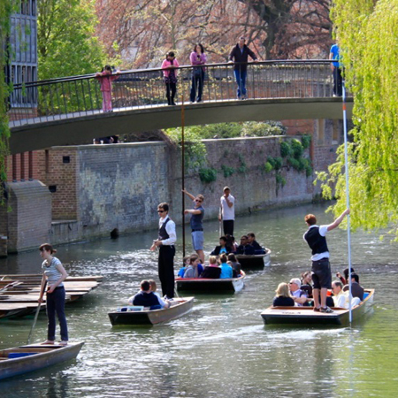Cambridge in<img src=