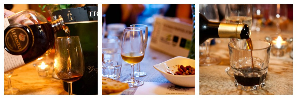 Bone dry Sherry or sweet Sherry - perfect match with food