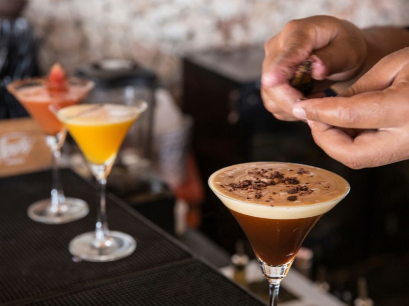 chocolate and cocktail masterclass
