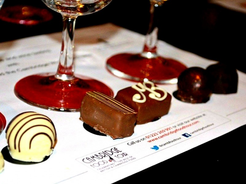 Christmas Chocolate Events Chocolate and Wine Masterclass