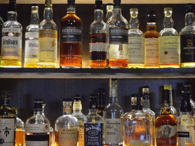 whisky trail of cambridge