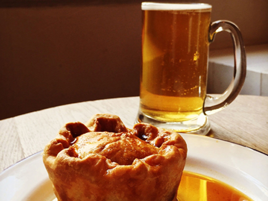 Cambridge food tours f d events for Craft beer and food