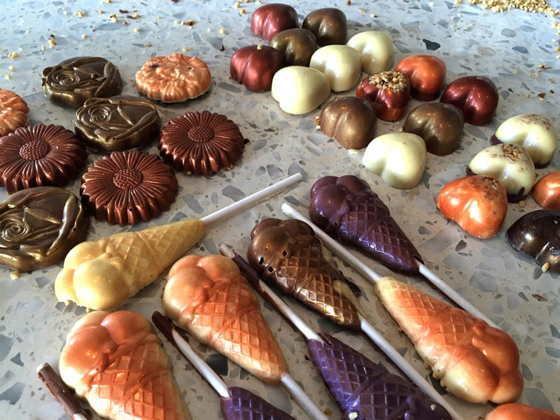 Christmas Chocolate Events truffle and chocolate masterclass the full monty